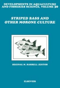 Ebook in inglese Striped Bass and Other Morone Culture