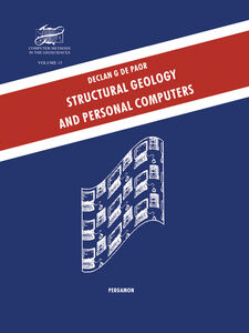 Ebook in inglese Structural Geology and Personal Computers -, -