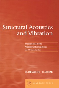 Ebook in inglese Structural Acoustics and Vibration Ohayon, Roger , Soize, Christian