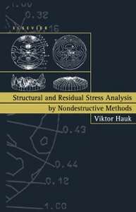 Ebook in inglese Structural and Residual Stress Analysis by Nondestructive Methods -, -