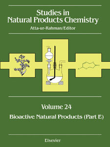 Foto Cover di Bioactive Natural Products (Part E), Ebook inglese di Atta-ur-Rahman, edito da Elsevier Science