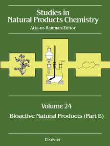 Ebook in inglese Bioactive Natural Products (Part E) Atta-ur-Rahman