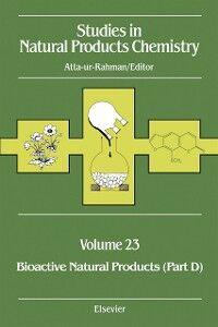 Ebook in inglese Bioactive Natural Products (Part D) Atta-ur-Rahma, tta-ur-Rahman