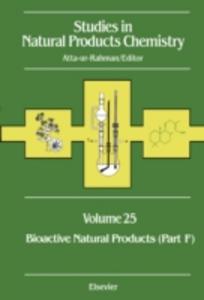 Ebook in inglese Studies in Natural Products Chemistry Atta-ur-Rahma, tta-ur-Rahman