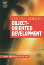 Student Guide to Object-Oriented Development