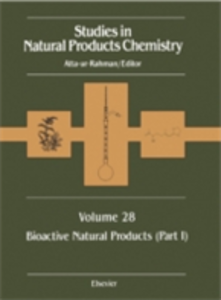 Ebook in inglese Studies in Natural Products Chemistry, Bioactive Natural Products (Part I) -, -