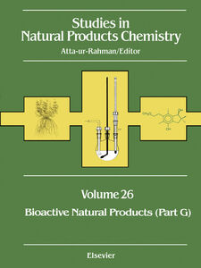 Ebook in inglese Bioactive Natural Products (Part G) Atta-ur-Rahman