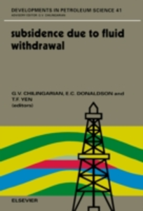 Ebook in inglese Subsidence due to Fluid Withdrawal -, -