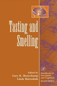 Ebook in inglese Tasting and Smelling -, -