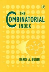 Foto Cover di Combinatorial Index, Ebook inglese di Barry A. Bunin, edito da Elsevier Science
