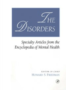 Ebook in inglese Disorders -, -