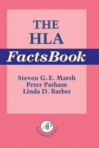 Ebook in inglese HLA FactsBook Barber, Linda D. , Marsh, Steven G.E. , Parham, Peter