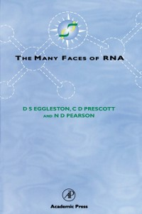 Ebook in inglese Many Faces of RNA -, -