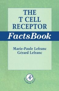 Ebook in inglese T Cell Receptor FactsBook Lefranc, Gerard , Lefranc, Marie-Paule