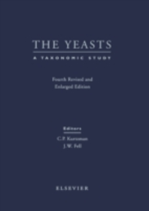 Ebook in inglese Yeasts - A Taxonomic Study -, -