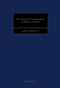 Ebook in inglese Theory of Transformations in Metals and Alloys Christian, J.W.