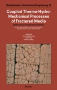 Foto Cover di Coupled Thermo-Hydro-Mechanical Processes of Fractured Media, Ebook inglese di  edito da Elsevier Science