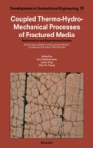 Ebook in inglese Coupled Thermo-Hydro-Mechanical Processes of Fractured Media -, -