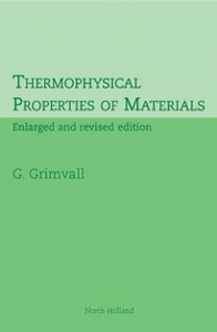 Ebook in inglese Thermophysical Properties of Materials Grimvall, G.
