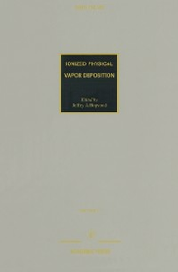 Ebook in inglese Ionized Physical Vapor Deposition -, -