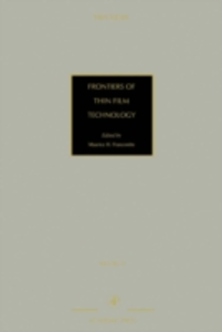Ebook in inglese Frontiers of Thin Film Technology -, -