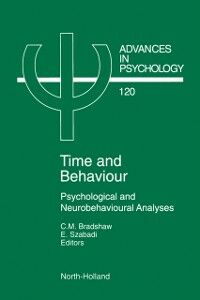 Ebook in inglese Time and Behaviour