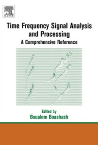 Ebook in inglese Time Frequency Analysis Boashash, Boualem