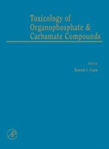 Foto Cover di Toxicology of Organophosphate & Carbamate Compounds, Ebook inglese di  edito da Elsevier Science