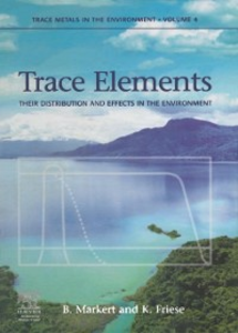 Ebook in inglese Trace Elements -, -