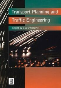 Ebook in inglese Transport Planning and Traffic Engineering