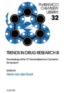 Ebook in inglese Trends in Drug Research III -, -