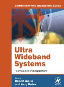 Ebook in inglese Ultra Wideband Systems -, -