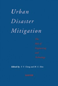 Ebook in inglese Urban Disaster Mitigation: The Role of Engineering and Technology -, -