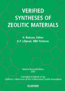 Ebook in inglese Verified Synthesis of Zeolitic Materials Robson, H.