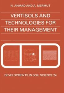 Foto Cover di Vertisols and Technologies for their Management, Ebook inglese di  edito da Elsevier Science