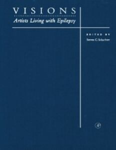 Ebook in inglese Visions: Artists Living with Epilepsy Schachter, Steven C.