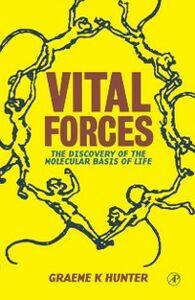 Ebook in inglese Vital Forces Hunter, Graeme K.