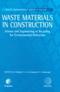 Ebook in inglese Waste Materials in Construction -, -