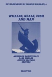 Ebook in inglese Whales, Seals, Fish and Man