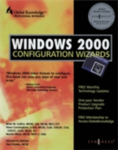 Ebook in inglese Windows 2000 Configuration Wizards Syngres, yngress