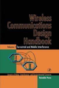 Ebook in inglese Wireless Communications Design Handbook Perez, Reinaldo