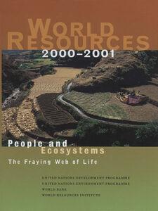 Foto Cover di World Resources 2000-2001, Ebook inglese di C. Rosen, edito da Elsevier Science