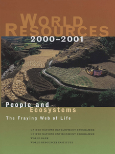 Ebook in inglese World Resources 2000-2001 -, -