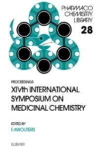 Ebook in inglese XIVth International Symposium on Medicinal Chemistry Awouters, F.