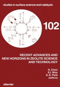 Ebook in inglese Recent Advances and New Horizons in Zeolite Science and Technology