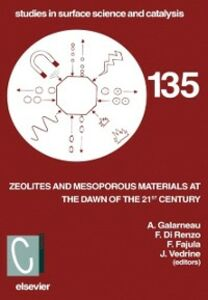 Ebook in inglese Zeolites and Mesoporous Materials at the Dawn of the 21st Century -, -