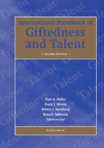 Foto Cover di International Handbook of Giftedness and Talent, Ebook inglese di  edito da Elsevier Science
