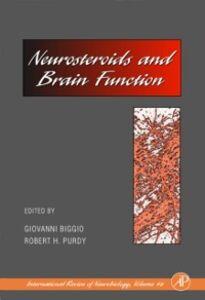 Foto Cover di Neurosteroids and Brain Function, Ebook inglese di  edito da Elsevier Science
