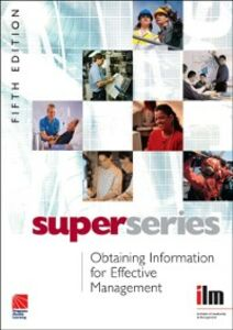 Ebook in inglese Obtaining Information for Effective Management Super Series -, -