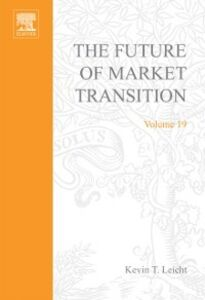 Ebook in inglese Future of Market Transition -, -